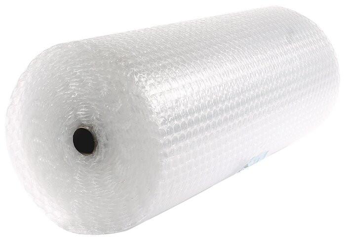 Трехслойная воздушно-пузырчатая пленка 100м